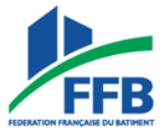Logo de la Fédération Française du Batiment